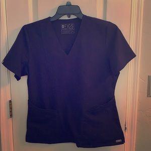Figs Women's Medium scrub top